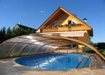 Zatřešení bazénu