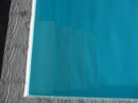 vnitřní bazén detail