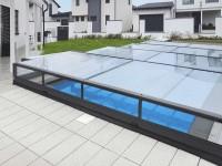 zastřešení bazénu terra
