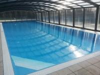 Bazén zastřešení